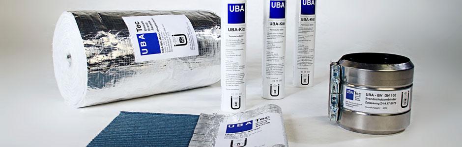 UBA Tec Produkte
