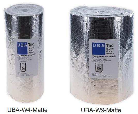 UBA-W4/W9-Matte